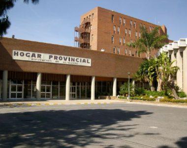 Hogar Provincial, Alicante