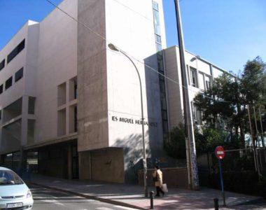 I.E.S. Miguel Hernández, Alicante
